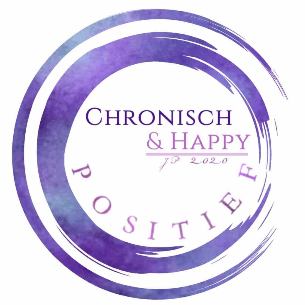 Nieuwe logo Chronisch & Happy